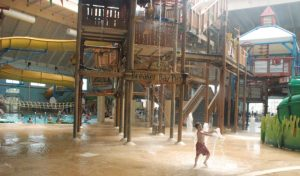Blue Harbor Resort - waterpark - Breaker Bay