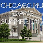 Free Chicago Museum Days - Summer 2015 #Chicago #Free
