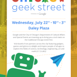 Chicago Geek Street