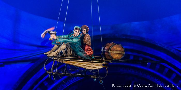 Cirque du Soliel's KURIOS – Cabinet of Curiosities Arrives in Chicago August 6