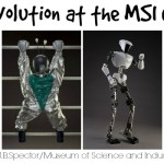 Robot Revolution at the MSI giveaway slider