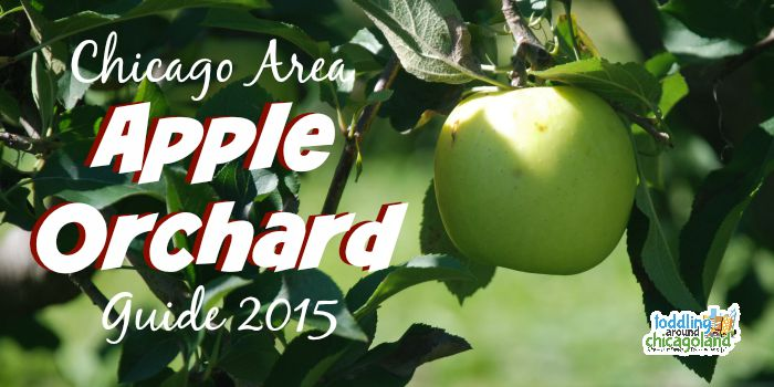 Chicago Area Apple Orchard Guide 2015