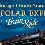 Chicago Union Station The Polar Express Train Ride 2015