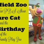 Brookfield Zoo Celebrates Nature Cat, 15th birthday