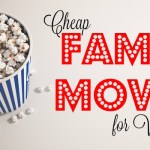 Cheap Family Movies for Winter 2016