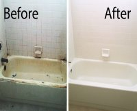 Resurface Bathroom Tub - Bathroom Design Ideas