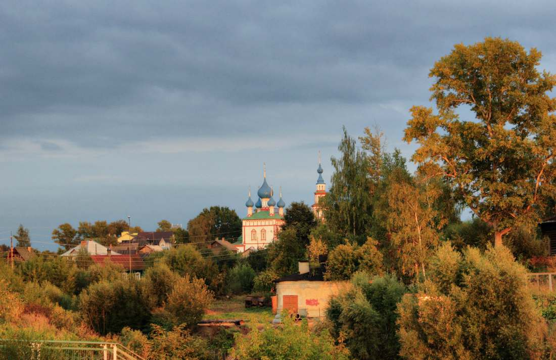 The Church of Korsun icon of the Mother of God