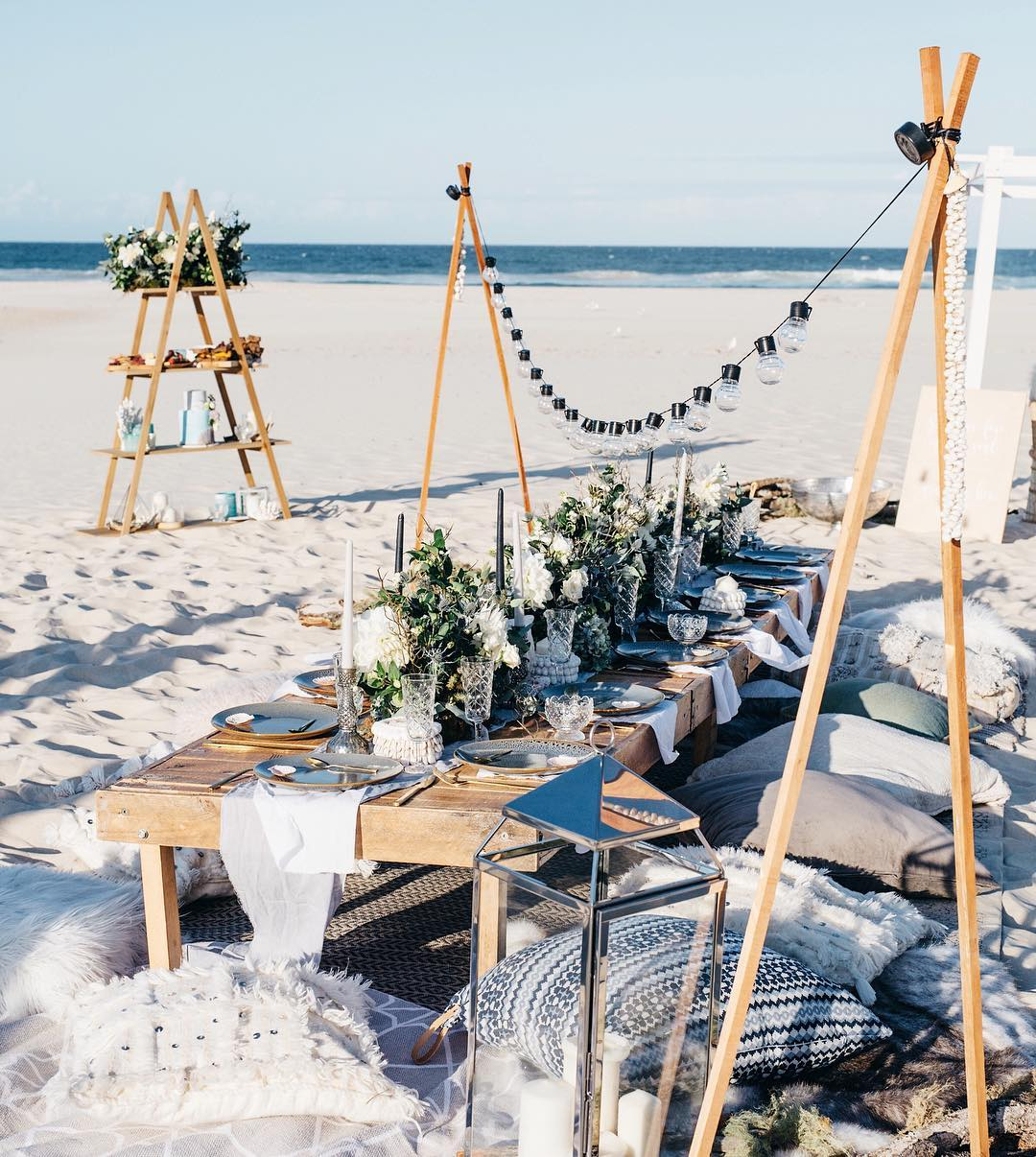 Ideas Para Decorar Bodas En La Playa Todoboda.com - Ideas Para Una Boda En La Playa