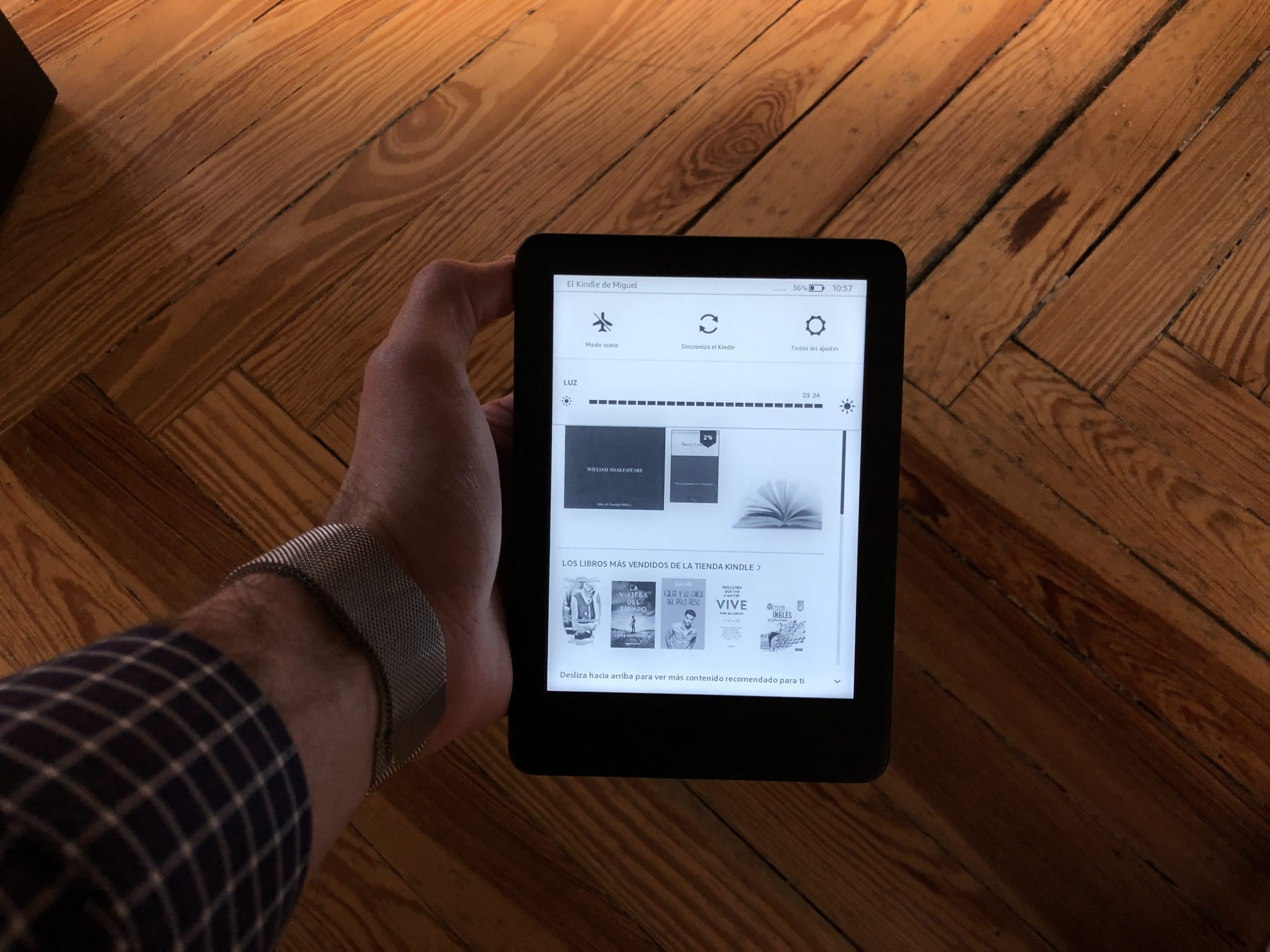 Descargar Gratis Libros Kindle Análisis Del Kindle 2019 Con Luz Frontal Integrada