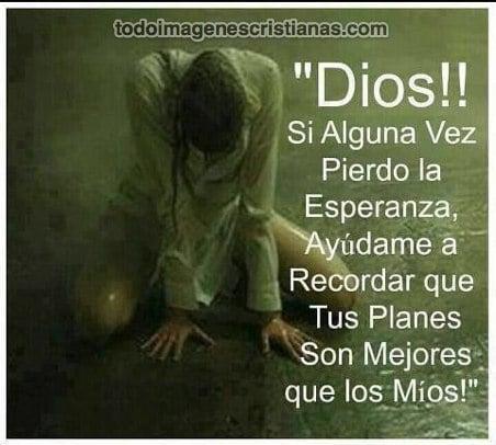 imagenes cristianas de ayudame dios