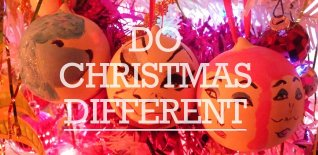 Do Christmas Shopping Different - Pop up shops, DIY & Alternative Markets - Updated 18.12.12