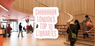 Top 10 London Libraries