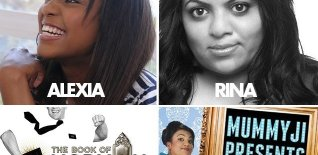 Hackney Panto Queens: Alexia Khadime (The Book of Mormon) & Rina Fatania (aka MummyJi) talk London & Hackney Panto