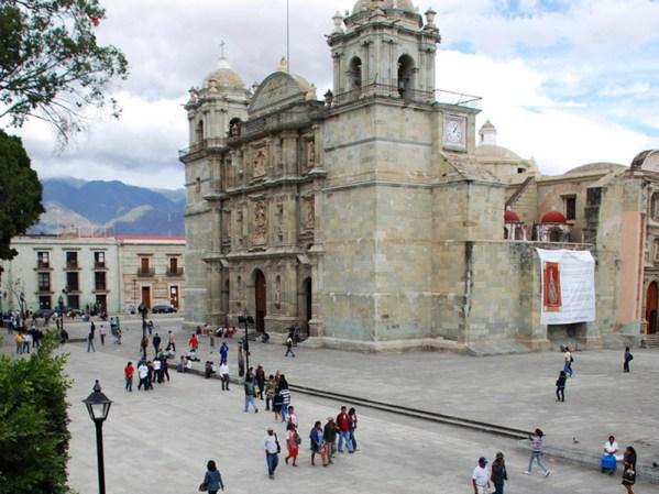 Alameda de León-Por Oaxaca Profundo