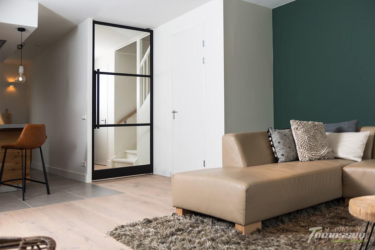 Stalen Deuren Prijs : Stalen schuifdeuren prijzen stalen deuren look met een moderne