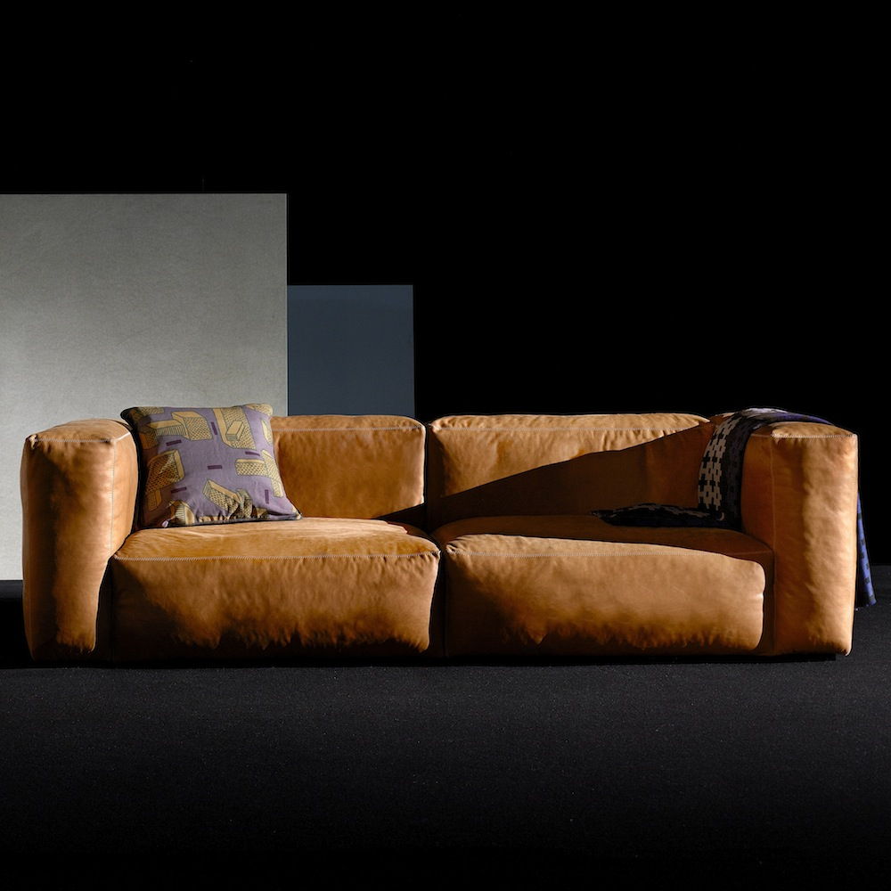Hay Sofa Mags Mags Soft Sofa In Silk Leder - Möbel & Design Köln