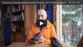 Feelmax 2013 Barefoot Minimalist Shoe Preview Reviews