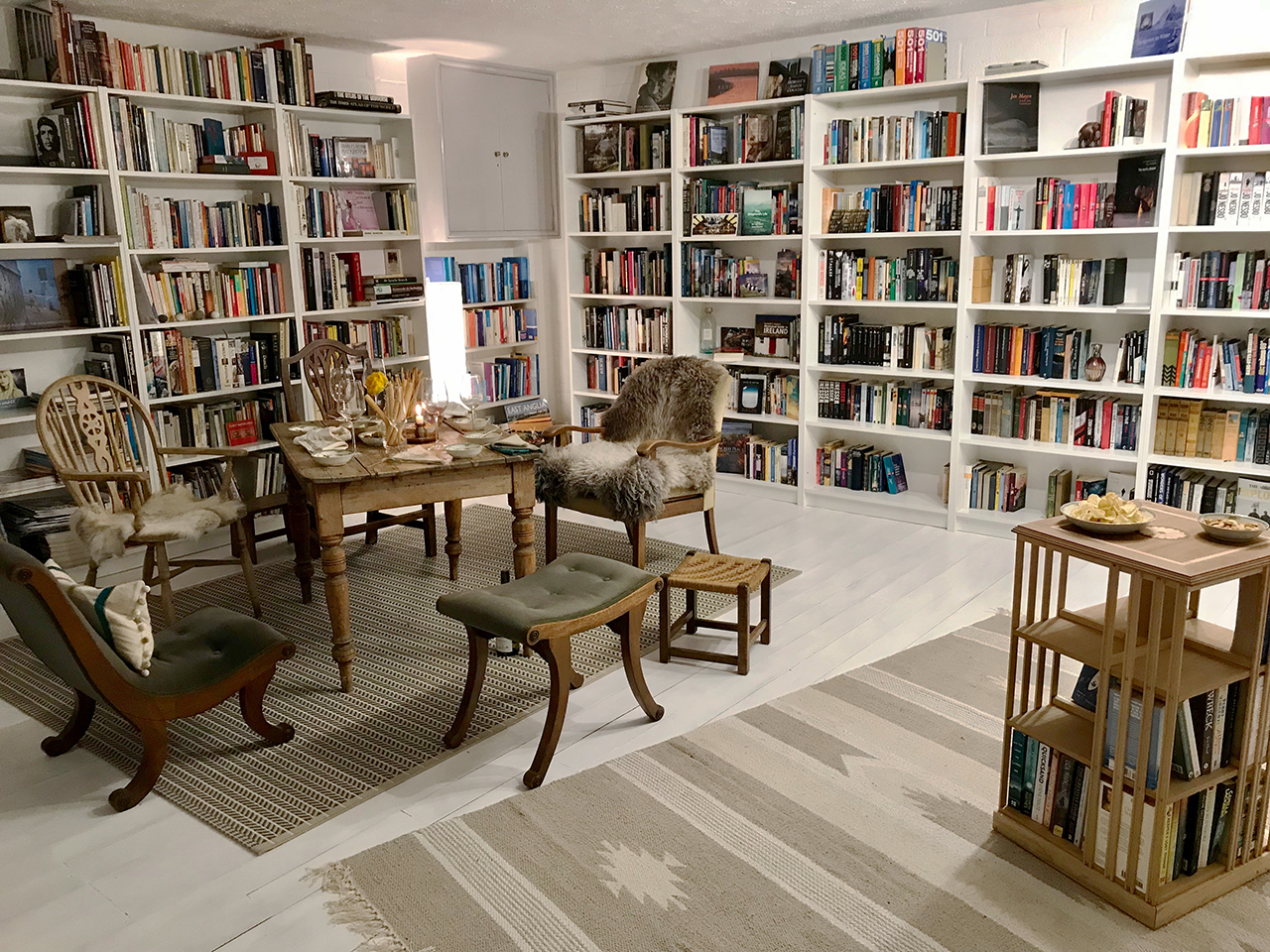 Mutter Verführt Sohn Im Wohnzimmer Much More Than A Room Full Of Books The World According To Dina