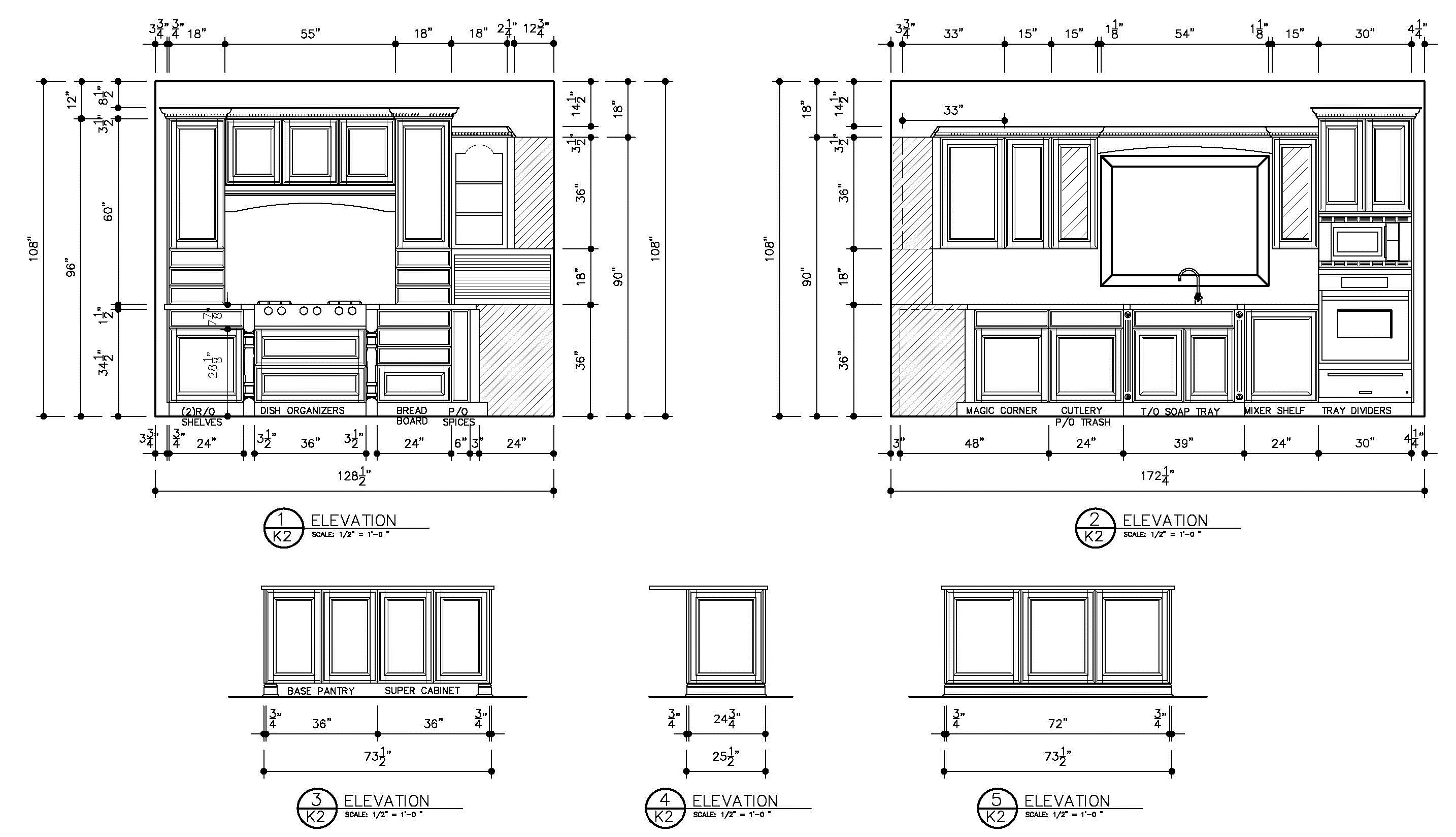 Cabinet Sliding Door Detail Drawing Sliding Door Designs