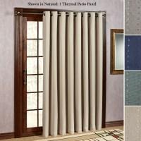 Curtain Panels For Sliding Glass Doors   Sliding Doors