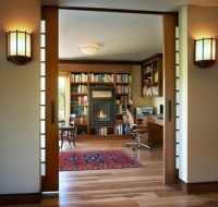 Sliding Door Built Into Wall | Sliding Doors