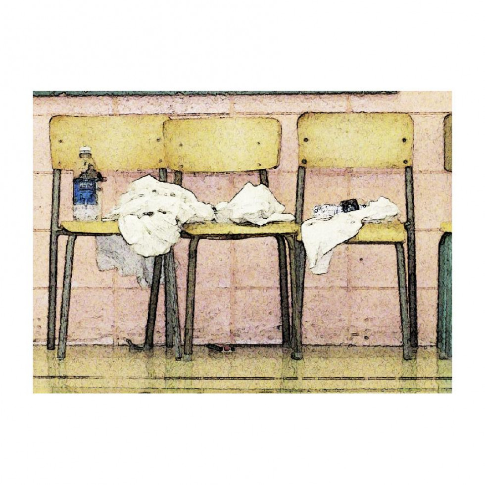 Les Chaises Com Greeting Cards From The Togpotton Breakfast Collection