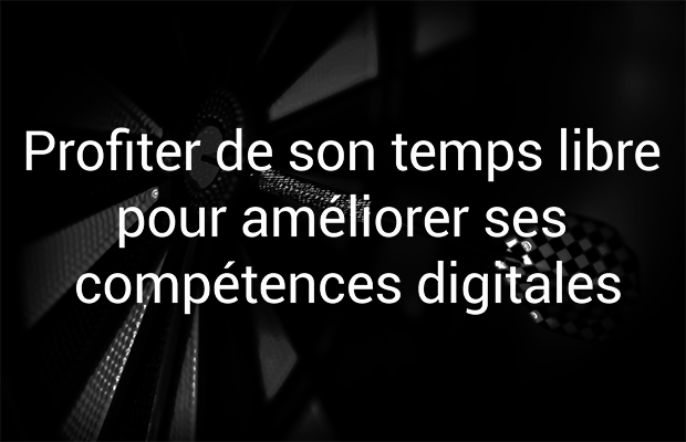 cv competences digitales