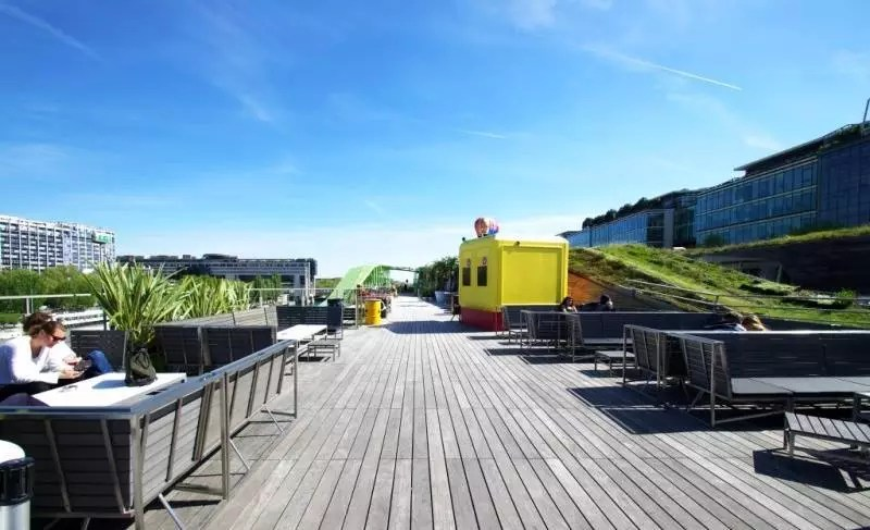 Dejeuner En Terrasse Paris Café Oz Rooftop | Rooftop à Privatiser Gratuitement Sur