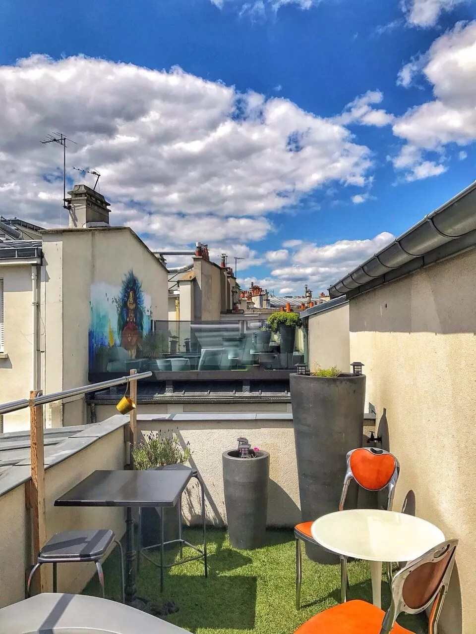 Toit Terrasse Cocktail Paris La Suite Piscine | Rooftop à Privatiser Gratuitement Sur