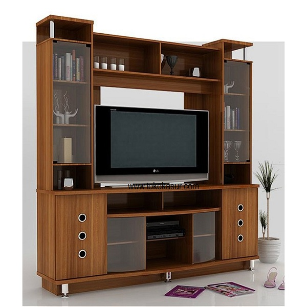 Rak Tv Olimpic Rak Tv - Tempat Tv - Audio Video Rack Murah