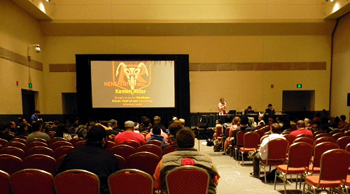 Tokusatsu's Presence at Anime Boston 2014