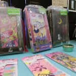 Official Sailor Moon iPhone cases and nail stickers