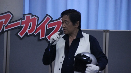VIDEO: Kikaider, Hakaider & Kamen Rider V3 At Super Festival 65
