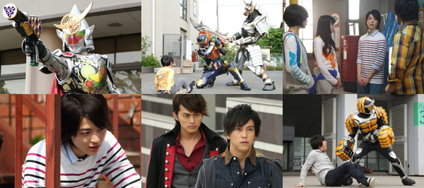 Next Week on Kamen Rider Gaim: Episode 34