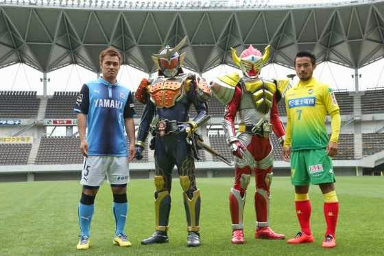 Kamen Rider Gaim to Have Summer Movie Tie-In Episode