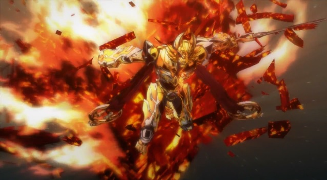 Garo: The Carved Seal of Flames Anime Second Trailer Online