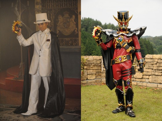 Kamen Rider Lupin Announced For Movie War Full Throttle