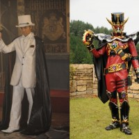 Kamen Rider Lupin Announced For Movie War Full Throttle