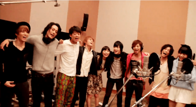 Kamen Rider Drive x Gaim Movie Wars Theme Song Music Video