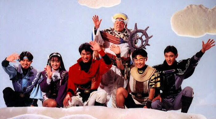 Zyuranger DVD Set to Include Power Morphicon 2014 Panel