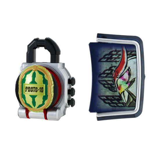 Premium Bandai to Release DX Watermelon Lockseed