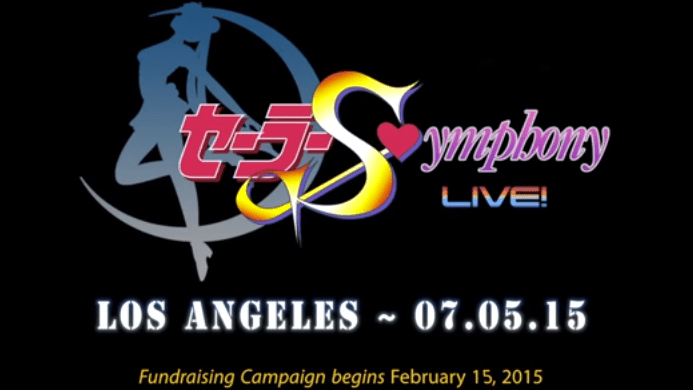 Orchestra Ensemble to Perform Sailor Moon in Los Angeles