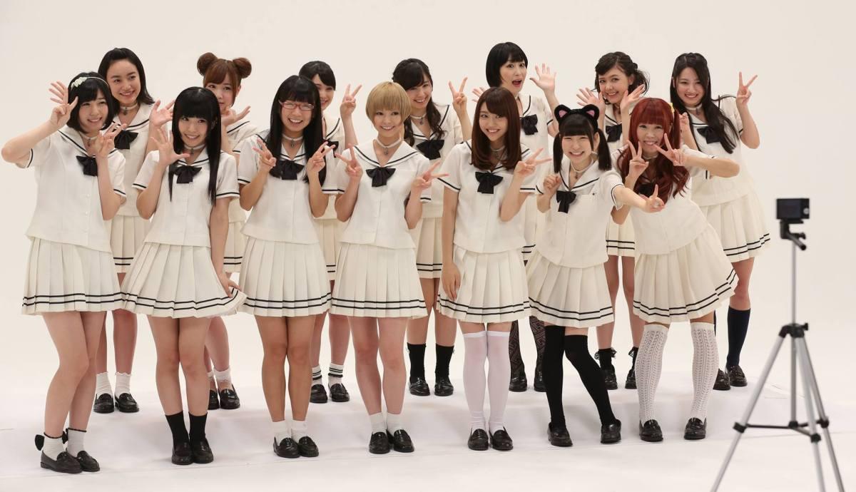 Innocent Lilies Uniforms Made-to-Order through Premium Bandai