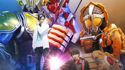 Gaim Gaiden: Kamen Rider Duke and Kamen Rider Knuckle Teaser