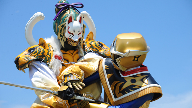 Next Time on Shuriken Sentai Ninninger: Shinobi 27