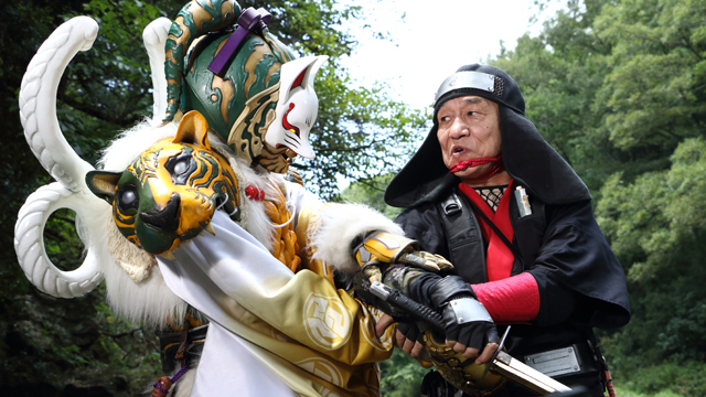 Next Time on Shuriken Sentai Ninninger: Shinobi 32