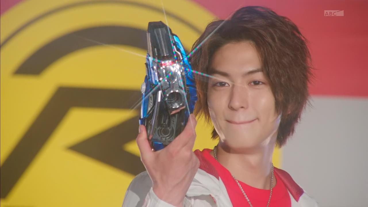 """Kamen Rider Drive """"Episode of Mach"""" Novel Announced"""