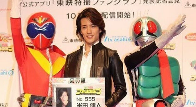 Toei Official Streaming App Launches in Japan