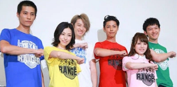 This Week in Toku Actor Blogs [11/1 to 11/7]