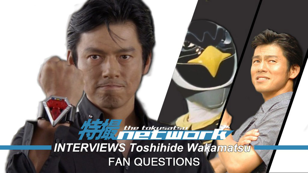VIDEO: Jetman's Toshihide Wakamatsu (Black Condor) Interview, Part Two